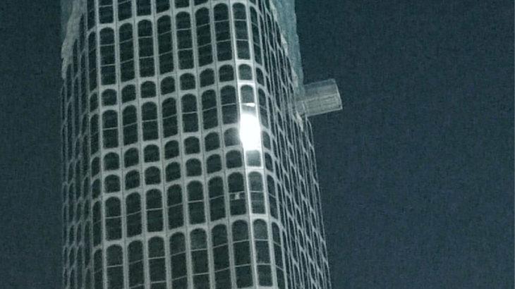【画像】新宿にめっちゃ変なビルが建つWWW
